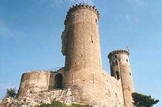 Chateau de Chateaurenard Provence Alpes Cote d'Azur Bouches du rhones chateau fort