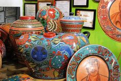 Tonala artist-Earth, bright colors and shape-shifters – Creative Hands of Mexico