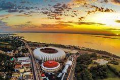 Copa 2014, estádio do Beira Rio, Sport Club Internacional, Porto Alegre, RS, fotógrafo Luis Gonçalves.