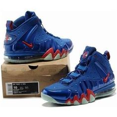 Nike Barkley Posite Max 76ers Energy Fire
