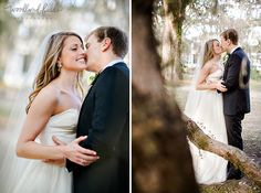 Ashley and Brian | Tallahassee Wedding Photographer | Woodland Fields Photography | Goodwood Museum