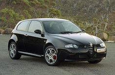 Alfa Romeo 147 16 TSpark photos, picture # size: Alfa Romeo 147 16 TSpark photos - one of the models of cars manufactured by Alfa Romeo Alfa Romeo 147, Alfa Romeo Cars, Alfa Romeo Giulia, My Dream Car, Dream Cars, Alfa Gta, Martin Car, Small Luxury Cars, Pretty Cars