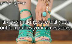 I make my own jewelry :-)