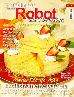 TeleCulinária Robot de Cozinha Nº 28 - Maio 2010