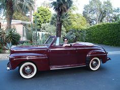 1946 Ford Convertible - My First Car..