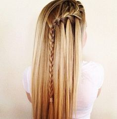 #HairSchool Back to school haire style For More Visit My Blog http://myblogpinterest.blogspot.com/