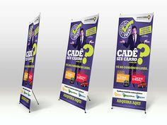 Banner de divulgação para as lojas do Magazine Luiza