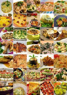 35 receitas para levar para o trabalho Bento Recipes, Cookbook Recipes, Healthy Recipes, Food To Go, Food And Drink, Food Truck, Comidas Light, Salty Foods, Portuguese Recipes