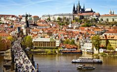 Charles Bridge Czech Republic Prague HD Wallpaper Download awesome, Nice and High Quality #HD #Wallpapers from #backgroundwallpapershd for FREE !!