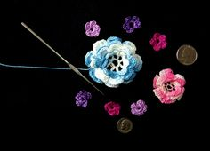 Flower appliques / Star appliques / by LaraineRoseHandiWorx, $5.75