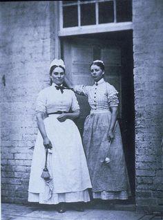 1870s London, ENGLAND