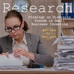 In October 2016, the U.S. #SmallBusiness Administration (#SBA) issued a report, Measuring the Representation of #Women & #Minorities in the #SBIC Program. #WomenInBusiness