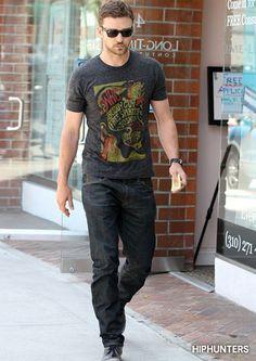 Justin Timberlake - Look 2 http://www.hiphunters.com/magazine/2013/09/06/justin-timberlake-get-his-style/