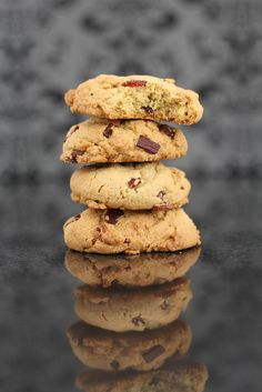 bacon cookies 259 by BurgerMary, via Flickr