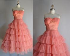I can see Frenchy from Grease wearing this! Pink Ladies! #vintage $280