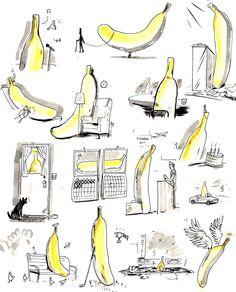 Banana - Unpublished