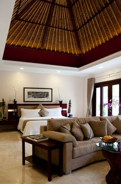 bali resort in valley of the kings