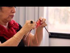 Vitória Quintal dá dicas para fazer peças chaves de inverno em tricô. - YouTube
