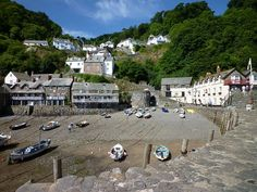 # Clovelly, England.