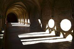 Abbaye de Noirlac - Cloître
