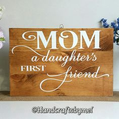Great Mother's Day Gift for Mom from daughter!