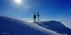 #Videoproduktion - perfekte Bedingungen! #badgastein #gastein #freeride #skiing