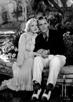 Marion Davies & Bing Crosby - Going Hollywood 1933
