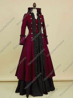 Dresses Charitable 18th Century Gothic Victorian Lolita Dresses Retro Blue And Red Long Flare Stage Ball Gowns For Girl Customized Theater Costume