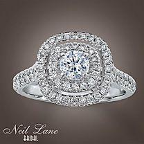 Neil Lane Bridal® 1 1/5 Carat t.w. Diamond Ring