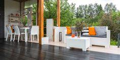 adelaparvu.com despre chiosc de gradina in stil industrial, design Liudmila Verba, Foto Olga Oliushina (9)