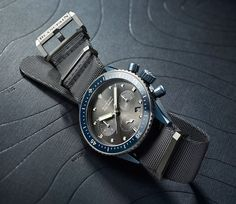 Blancpain Fifty Fathoms Bathyscaphe Chronographe Flyback Ocean Commitment II http://timeby.date/blancpain-fifty-fathoms-bathyscaphe-chronographe-flyback-ocean-commitment-ii/ Watchalyzer