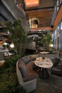Architect Consultant : Antony Liu+Ferry Ridwan Architect/Studio TonTonPrincipal Architect : Antony LiuProject Architect : Luth Dimitri, S.T, Cicilia Febriana, S.T, Cynthia A. S.TBuilding Function : Retail, RestaurantProject State : CompleteLocation :…
