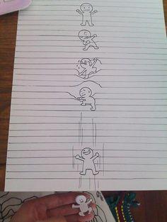 Rebeldía hecha dibujo...