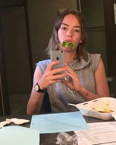 You're bacon me crazy Casey Atypical, Brigette Lundy Paine, Grunge Girl, Ms Gs, Hello Gorgeous, Celebs, Celebrities, What Is Life About, Celebrity Crush