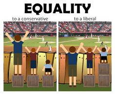 A discussion starter - What is equality?