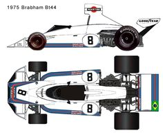 1975 Brabham Bt44