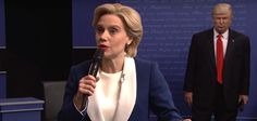 Trump say SNL parody is evidence of 'rigged' election
