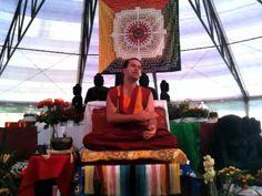 6 Mantras, 6 Mudras - Parte 1,Lama Michel em retiro em Campos do Jordão