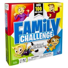 Family Challenge SILAS