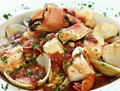 Feast of Seven Fishes – A Sicilian Christmas Eve Tradition. More Holiday Meal Ideas
