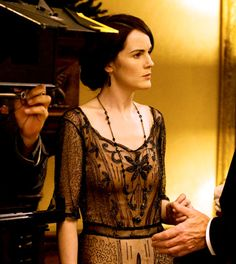 """Lady Mary Downton Abbey 