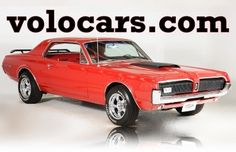 Classic Cars and Trucks for Sale - Classics on Autotrader American Classic Cars, American Muscle Cars, Mercury Cars, Drag Cars, My Dream Car, Station Wagon, Trucks For Sale, Cool Cars, Mustang