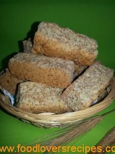 SEMELROOMBESKUIT MET EIERS - Food Lovers Recipes Wine Recipes, Cooking Recipes, South African Recipes, Kos, Biscuits, Favorite Recipes, Bread, Baking, Kitchens