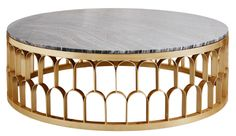 Greg Natale for Worlds Away Coffee Table Large