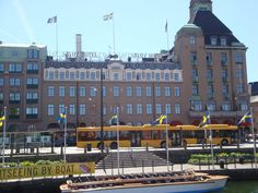 Norra Vallgatan Malmo