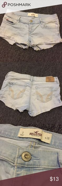 Hollister denim shorts No flaws Hollister Shorts Jean Shorts