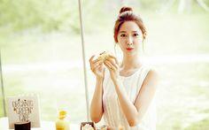 Corea del Sur, Girls 'Generation, Yoona 08 fondo de pantalla - 1920x1200