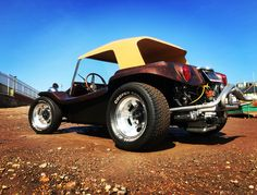 70s inspired Manx style buggy