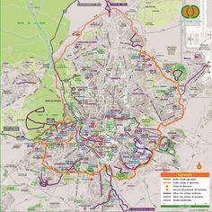 Annadel State Park mountain biking trail map in Santa Rosa Sonoma ...