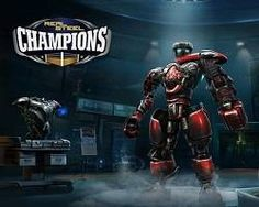 Real Steel Champions Mod Apk 1.0.76 http://www.zonamers.com/download-real-steel-champions-mod-apk-1-0-76/ #gaming #game #games